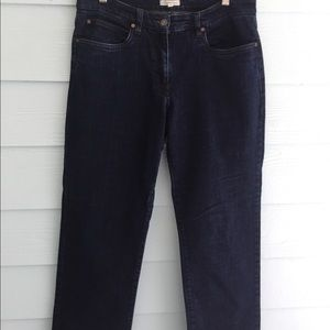 Eileen Fisher 5 Pocket Jeans size 12